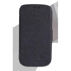 Чехол флип серия Colors для Samsung Galaxy Trend 2 II Duos Черный