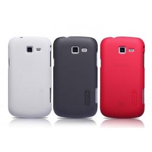 Пластиковый матовый премиум чехол для Samsung Galaxy Trend 2 II Duos