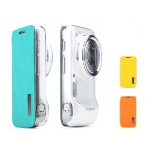 Чехол флип для Samsung Galaxy S4 Zoom