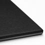 Накладка кожаная Back Cover (нат. кожа) для Sony Xperia Z Ultra черная