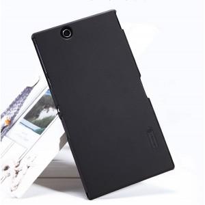 Пластиковый матовый премиум чехол для Sony Xperia Z Ultra