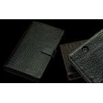 Кожаный чехол портмоне (нат. кожа крокодила) для Sony Xperia Z Ultra