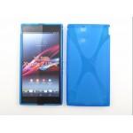Силиконовый чехол X для Sony Xperia Z Ultra