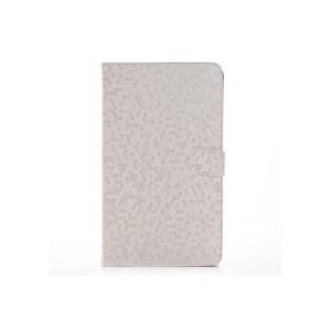 Чехол подставка текстурный для Samsung Galaxy Tab Pro 8.4 Белый