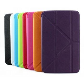 Чехол смарт флип подставка серия Origami для Samsung Galaxy Tab 3 Lite