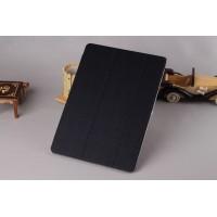 Текстурный чехол флип подставка сегментарный для Samsung Galaxy Tab Pro 10.1 Черный