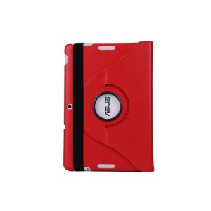 Чехол подставка роторный для ASUS MeMO Pad 10 (ME103K) Красный