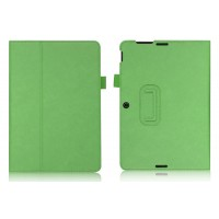 Чехол подставка с рамочной защитой для ASUS Transformer Pad TF103CG Зеленый