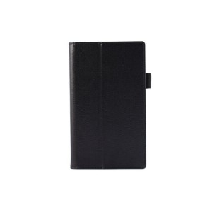Чехол подставка с рамочной защитой для ASUS MeMO Pad 7 (ME572CL) Черный