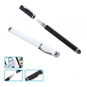 Двусторонний универсальный емкостной стилус-ручка