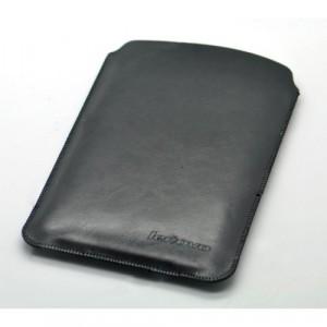 Кожаный мешок для Lenovo Miix 3 8 Черный