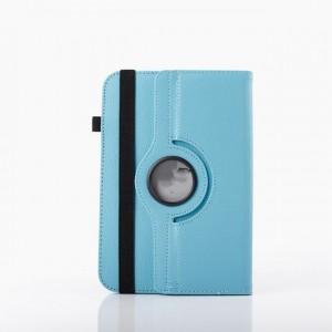 Чехол подставка роторный для Lenovo Tab 2 A7-30 Голубой