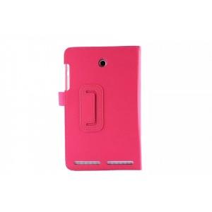 Чехол подставка с рамочной защитой для Acer Iconia Tab 8 A1-840 Пурпурный
