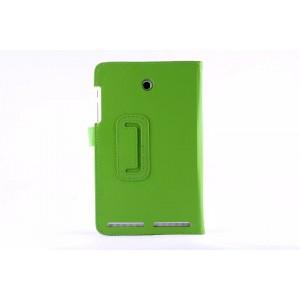 Чехол подставка с рамочной защитой для Acer Iconia Tab 8 A1-840 Зеленый