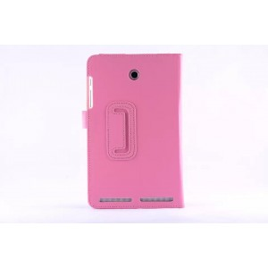 Чехол подставка с рамочной защитой для Acer Iconia Tab 8 A1-840 Розовый