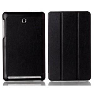 Чехол флип подставка сегментарный для Acer Iconia Tab 8 A1-840 Черный