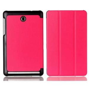 Чехол флип подставка сегментарный для Acer Iconia Tab 8 A1-840 Пурпурный