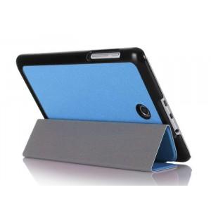 Текстурный чехол флип подставка сегментарный для Acer Iconia Tab 8 A1-840