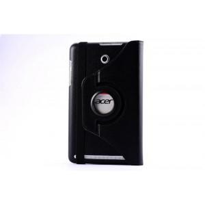 Чехол подставка роторный для Acer Iconia Tab 8 A1-840 Черный