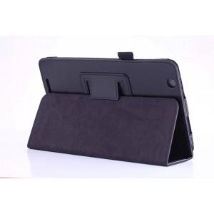 Чехол подставка с рамочной защитой для Acer Iconia One 8 B1-810 Черный