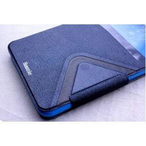 Чехол флип подставка с окном вызова и магнитной защелкой для Acer Iconia One 7 B1-750