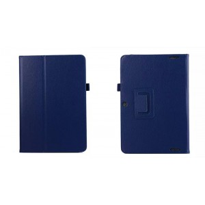 Чехол подставка с рамочной защитой для Acer Iconia Tab 10 A3-A20 Синий