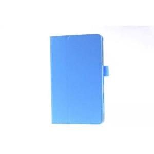 Чехол подставка с рамочной защитой для Acer Iconia One 7 B1-730 Голубой