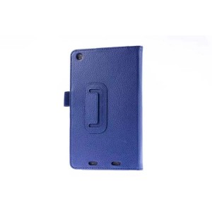 Чехол подставка с рамочной защитой для Acer Iconia One 7 B1-730 Синий