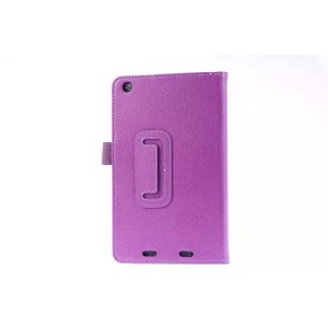 Чехол подставка с рамочной защитой для Acer Iconia One 7 B1-730 Фиолетовый