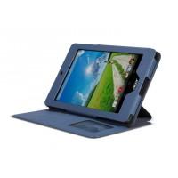 Чехол подставка с рамочной защитой и внутренними отсеками для Acer Iconia One 7 B1-730