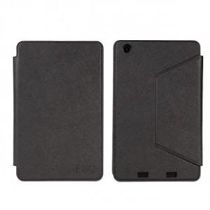 Чехол подставка с рамочной защитой и внутренними отсеками для Acer Iconia One 7 B1-730 Черный