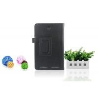 Чехол подставка с рамочной защитой для Acer Iconia Tab 7 A1-713 Черный