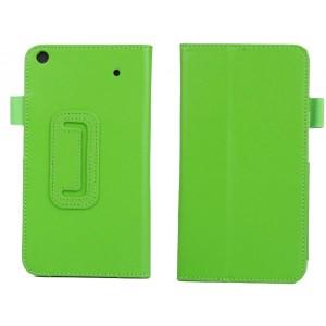 Чехол подставка с рамочной защитой для Acer Iconia Talk S Зеленый