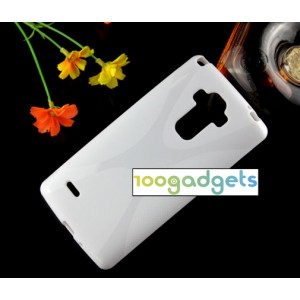 Силиконовый X чехол для LG G4 Stylus