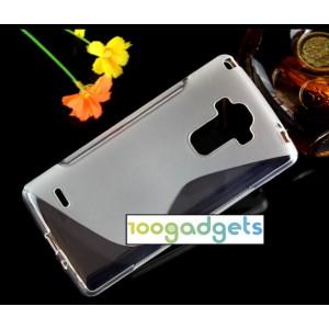 Силиконовый S чехол для LG G4 Stylus