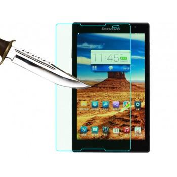 Ультратонкое износоустойчивое сколостойкое олеофобное защитное стекло-пленка для Lenovo Tab S8