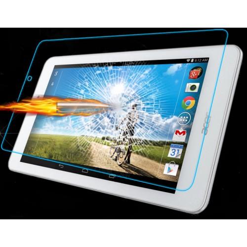 Ультратонкое износоустойчивое сколостойкое олеофобное защитное стекло-пленка для Acer Iconia Tab 8 A1-840