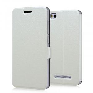 Текстурный чехол флип подставка для Xiaomi Mi4i