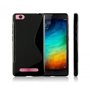 Силиконовый S чехол для Xiaomi Mi4c