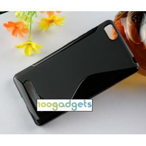 Силиконовый S чехол для Xiaomi Mi4i