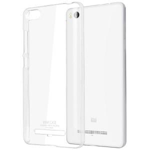 Пластиковый транспарентный чехол для Xiaomi Mi4i