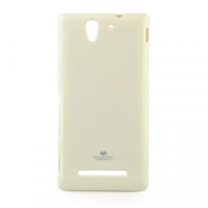 Силиконовый непрозрачный чехол для Sony Xperia C3