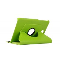 Чехол подставка роторный для Samsung Galaxy Tab A 8 Зеленый