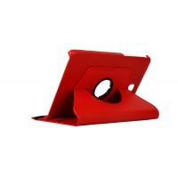 Чехол подставка роторный для Samsung Galaxy Tab A 8 Красный