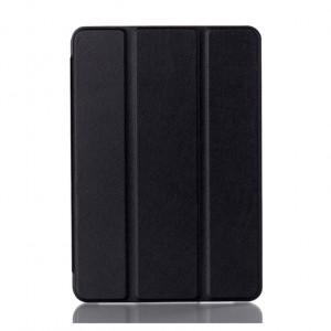 Чехол флип подставка сегментарный для Samsung Galaxy Tab A 8 Черный