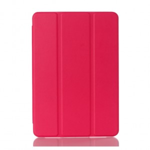 Чехол флип подставка сегментарный для Samsung Galaxy Tab A 8 Пурпурный