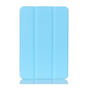 Чехол флип подставка сегментарный для Samsung Galaxy Tab A 8 Голубой