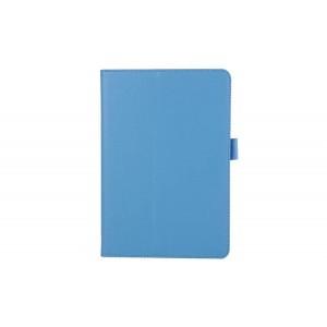 Чехол подставка с рамочной защитой для Samsung Galaxy Tab A 8 Голубой