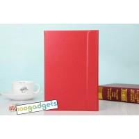 Чехол папка подставка для Samsung Galaxy Tab A 8 Красный