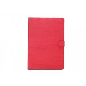 Чехол подставка текстурный для Samsung Galaxy Tab A 9.7 Красный